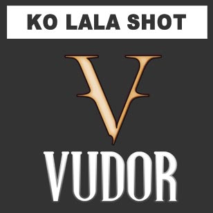 Vudor KO LALA SHOT cola e liquid