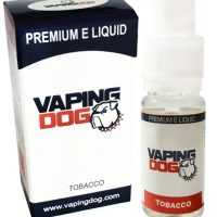 Vaping Dog Tobacco e juice
