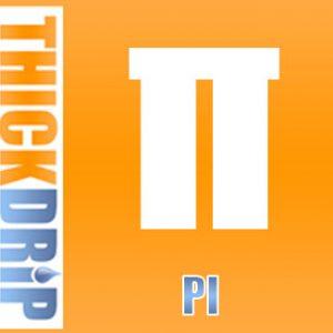 Pi e liquid by Thick Drip