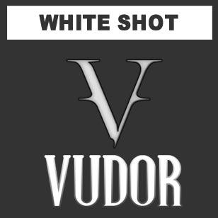 Vudor WHITE SHOT vanilla e liquid