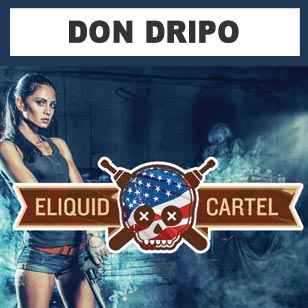 Eliquid Cartel DON DRIPO