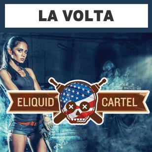 Eliquid Cartel LA VOLTA